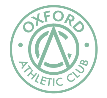 Oxford Athletic Club Retina Logo