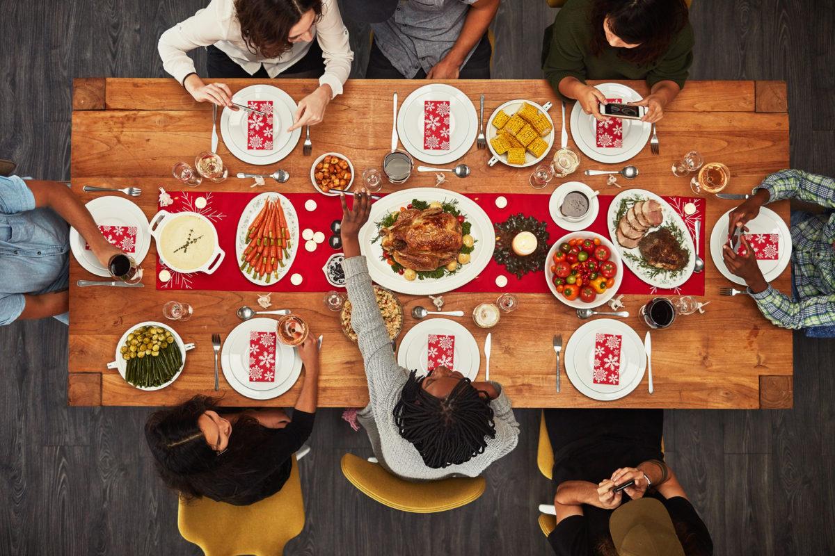 Holiday Recipes Header