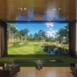 Virtual Golf Range
