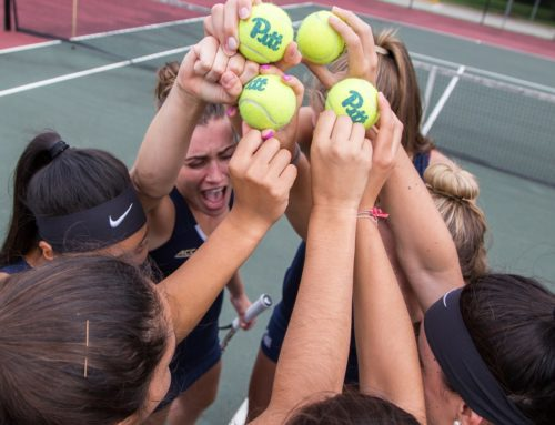 Pitt Tennis Announces New Home at Oxford Athletic Club