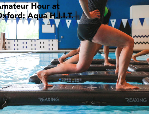 Amateur Hour at Oxford: Aqua H.I.I.T.