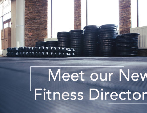 Meet our New Fitness Director!