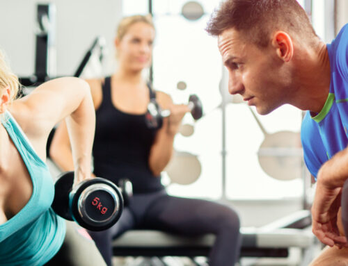 Choosing A Workout Partner To Keep You Motivated