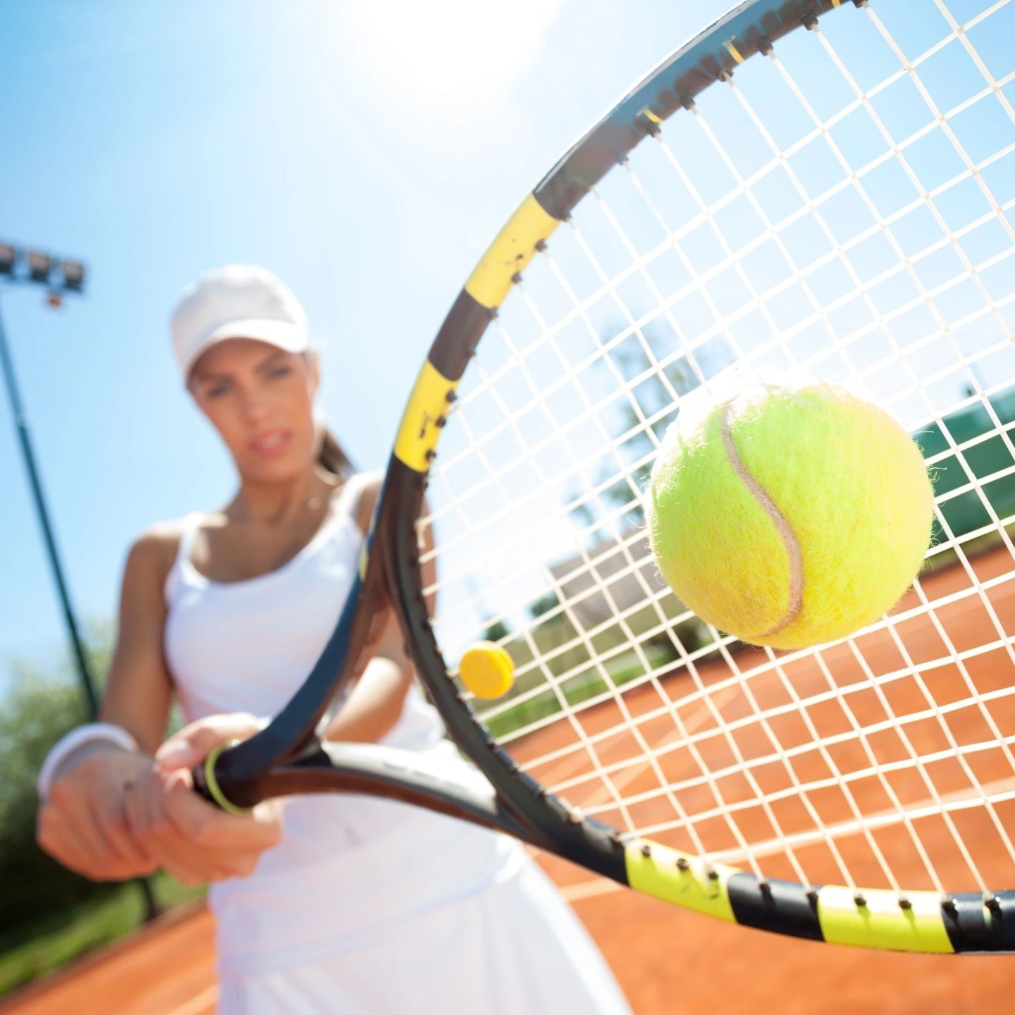 Adult Tennis Schedule